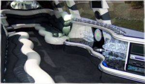 Cadillac Escalade Rental Interior 2