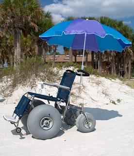 Orlando Beach Wheelchair Rental