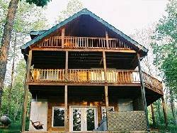 Mountain Magic Vacation Cabin Rental in Dale Hollow