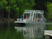 Dale Hollow Double Decker Pontoon Boats For Rent in Tennessee