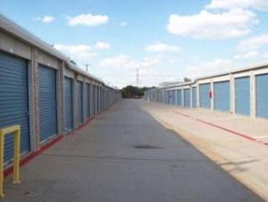 10x10 Self Storage Units in Plano TX