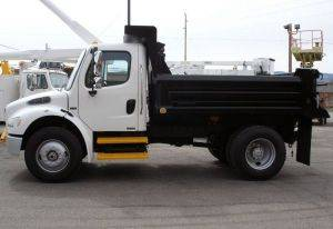 5 Yard Dump Truck for rent in Glendora, CA