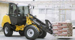 Compact Wheel Loader Rentals in Greenville, SC