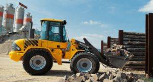 Oklahoma City Compact Wheel Loader Rental In Oklahoma