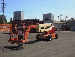 Articulated Boom Lift Rental in Chattanooga, Tennessee