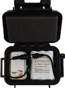 Image of the GPS Tracking System