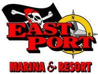 Logo for East Port Marina & Resort in Dale Hollow Lake, TN