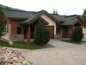Steamboat Springs Vacation Rental - Evergreens Townhome for Rent - Colorado Ski Resorts: