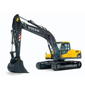 Wheel Excavators for Rent