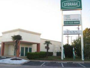 Extra Space RV storage facilities in San Antonio TX