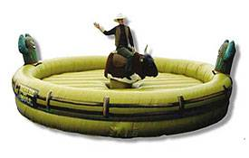 Mechanical Bull Ride for Rentals in Chicago, Illinois