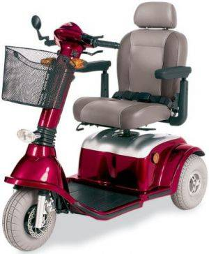 West Virginia Power Scooter Rentals