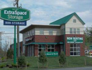 Extra Space Storage Facility 121 Mountain Road