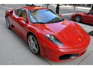 New Jersey Ferrari F430 Coupe Rental-Luxury Exotic Car For Rent