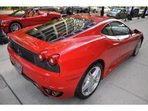 New York City Ferrari F430 Coupe Rental
