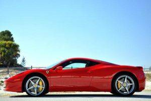 New York City Luxury Ferrari Rental