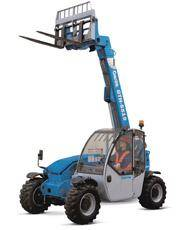 Reach Forklift For Rent