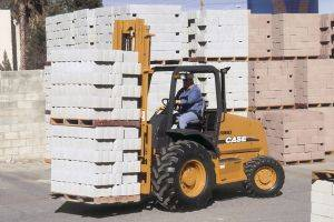Murray Case 586 Straight Mast Forklift Rentals in Western Kentucky