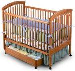 Full Sized Crib Rental