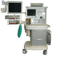 Lease GE Datex Anesthetic Equipment