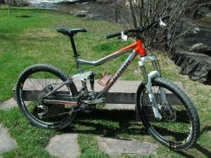 Steamboat Springs Bicycle Rentals-Kona Cadabra Bike For Rent