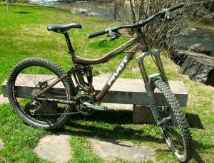 Pivot Firebird Medium Bike Rentals in Steamboat Springs, CO