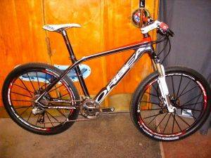 Steamboat Springs Orbea Alma Absalon Edition Bike For Rent