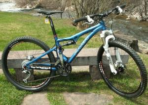 Steamboat Springs Pivot Mach4 XXS 12in Bike For Rent