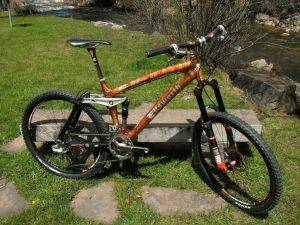 Steamboat Springs Bicycle Rentals-Ellsworth Epiphany Bike For Rent
