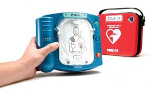 Transportable Defibrillator