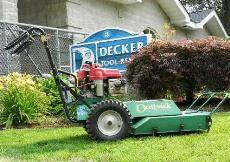 Walk Behind Mower For Rent