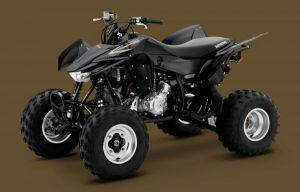 Honda 400 ATV Rental