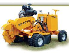 Hydraulic Stump Grinder Rental Connecticut
