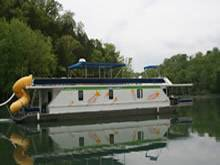 Star Ship II Houseboat For Rent in Dale Hollow Lake, Tennessee