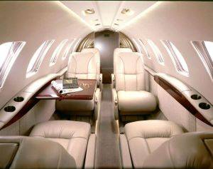 Houston Private Charter Jet Rentals - Stratos Citation CJ2