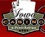 Logos For Iowa Casino and Poker Rentals