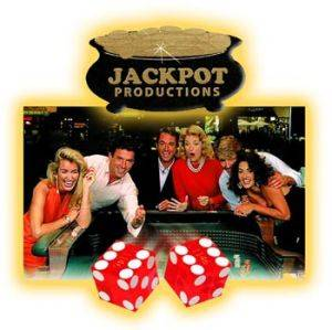Detroit Casino Party Rentals-100 People Casino Party Package-Michigan Casino Parties