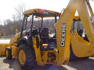 John Deere 2wd 310sg Backhoe Loader Rental in Glendora, CA