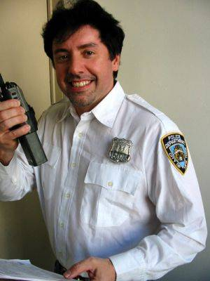 Chicago Cop Costume Rental