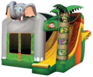 Image of Safari Adventure Combo Inflatable