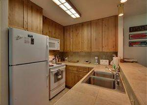 Condo Rental Kitchen in Lake Tahoe