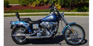 Dream Car Rentals Harley Davidson Wide Glide