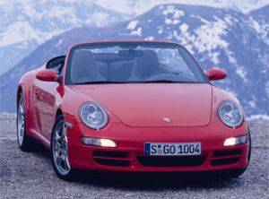 Las Vegas Exotic Car Rentals 996 Cabriolet Porsche For Rent Nevada