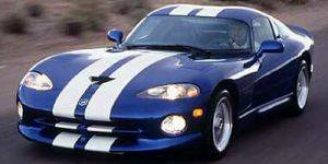 GTS Dodge Viper Blue in Las Vegas, NV