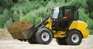 Houston Compact Wheel Loader Rentals in Texas