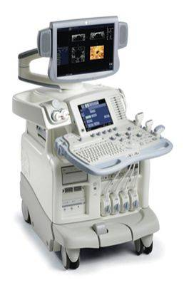 GE Logiq 9 Ultrasound Medical Imaging Systems
