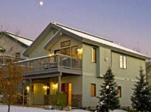 Landings Spinnaker Steamboat Springs Vacation Rental Home