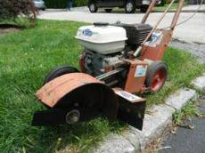 Walk Behind Mower Rental
