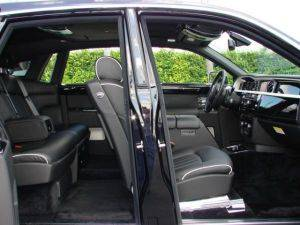 Miami Rolls-Royce Chauffeur For Rent
