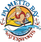 Logo for Palmetto Bay Watersports Hilton Head Island, South Carolina